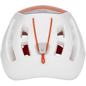 Petzl Sirocco - Casque - orange/blanc